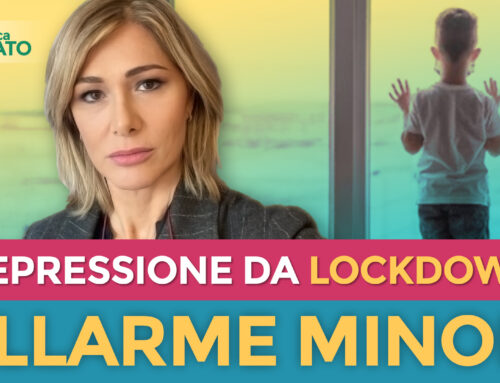 Depressione da lockdown: allarme minori. L'interrogazione urgente in UE