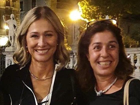 Francesca Donato e Daria Inzaina