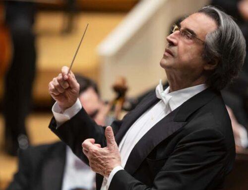 Senza la cultura siamo tutti più poveri, concordo con le parole di Riccardo Muti