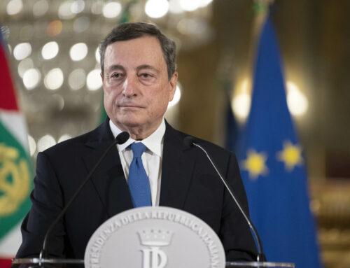 Il MES non è una priorità, parola di Mario Draghi