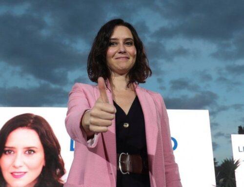 Il coraggio del pensiero differente: Isabel Diaz Ayuso stravince nella regione di Madrid