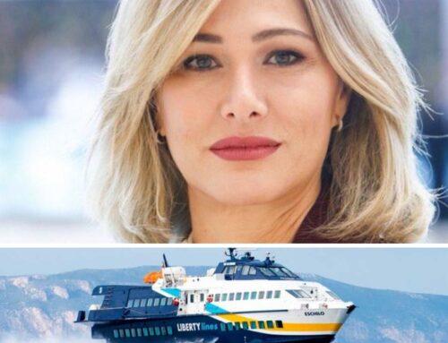 Traghetti e aliscafi per le isole minori: si torni al 100% della capienza