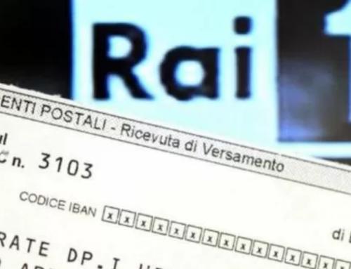 Cancellazione del Canone RAI per il 2021 per le imprese di pubblico esercizio