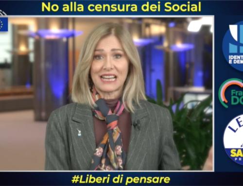 No alle censure sui social: chiedo l'intervento della Commissione Europea