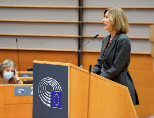 Il Parlamento Europeo lavora a patto per le isole, il mio impegno quale relatore principale.