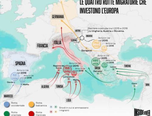 Sull'immigrazione irregolare non si può replicare il disastro di Conte
