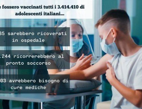 Ecco perché non ha senso vaccinare i ragazzi