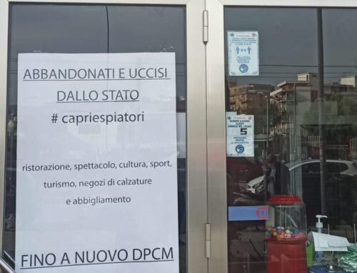 Proroga zona rossa a Palermo è sconfitta e inutile vessazione alle imprese
