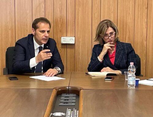 A Catania per ascoltare la richiesta di aiuto delle realtà produttive della provincia