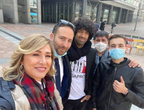 IO APRO oggi a Bruxelles: riapriamo le attività, curiamo i malati e torniamo a vivere!