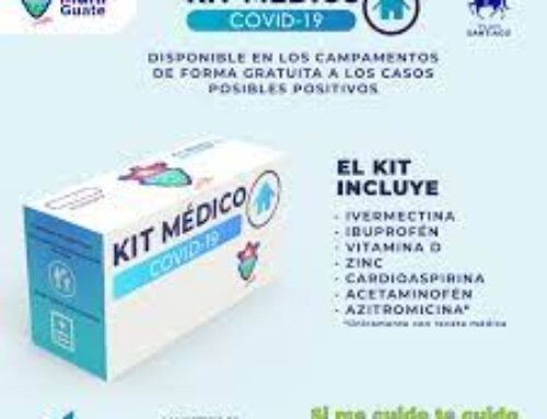 Un kit salvavita a supporto delle cure precoci: ecco la strategia del Guatemala