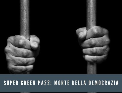 Il super green pass tomba della rappresentatività democratica della politica