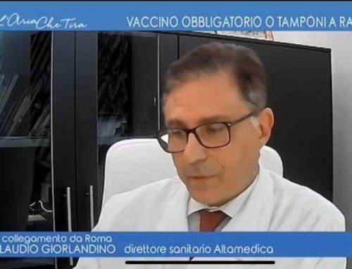 """""""QUESTI VACCINI NON GARANTISCONO NIENTE"""": il prof. Giorlandino smaschera l'inganno in diretta tv"""
